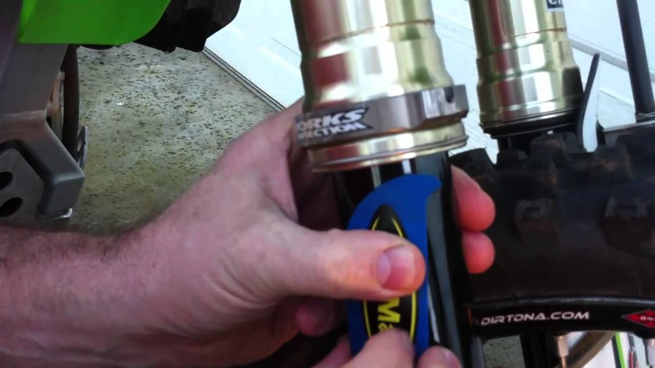 Seal Mate The Tool That Fixes Leaking Fork Seals Youtube 2001 Kawasaki Zx9 Wiring Harness
