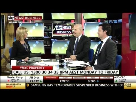 Sky News Business BMT Tax Depreciation on Your Money Your Call - 14/07/2014