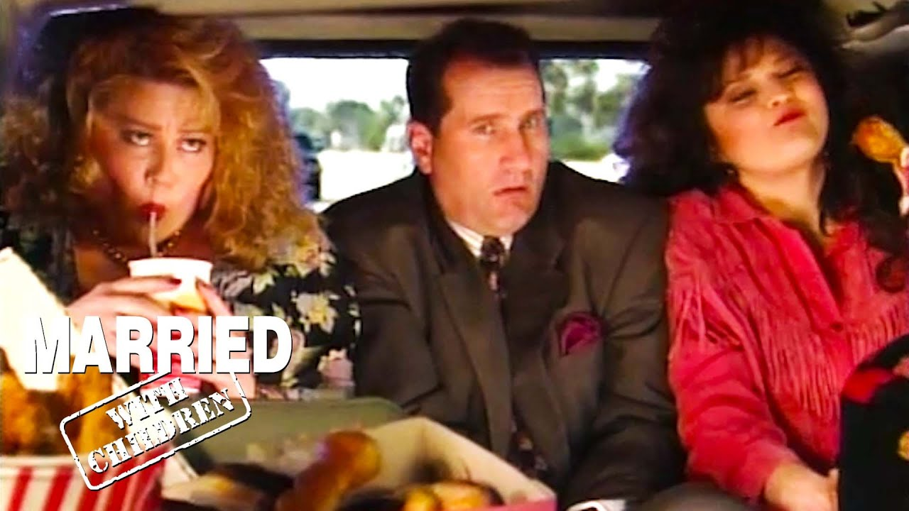 Al Joins A Car Pool   Married With Children