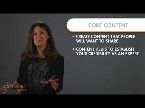 Step 4 - Deliver Your Core Content - 6-Step Strategy To Profitable Social Media Marketing