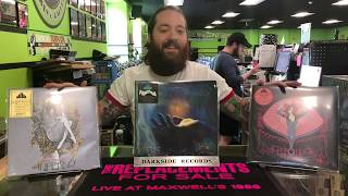 Vinyl Unboxing: Unboxing Horror Soundtracks from Waxwork Records