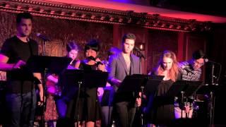 """Emma Hunton, Jason Gotay, Alice Lee, George Salazar - """"Live Forever"""""""