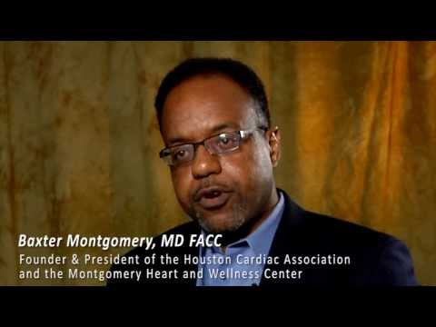 Dr. Baxter Montgomery MD FACC discusses the Health Disparity Among the Races