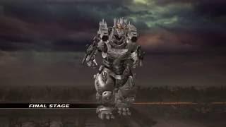 3式機龍(進化LvMAX)で『防衛モード!!』【Godzilla-VS PS4】