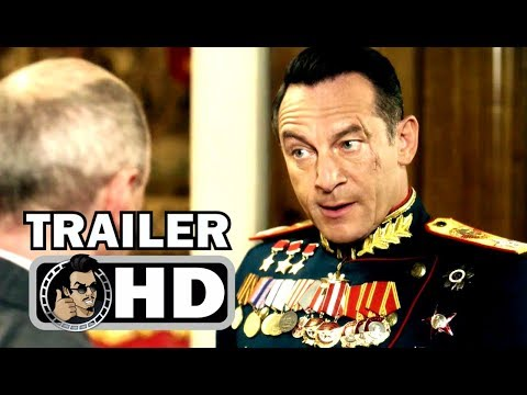 THE DEATH OF STALIN Official Trailer (2017) Steve Buscemi, Jason Isaacs Comedy Movie HD