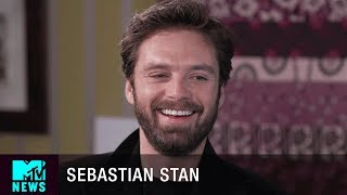Sebastian Stan Talks 'I, Tonya' & Auditions for Luke Skywalker | MTV News