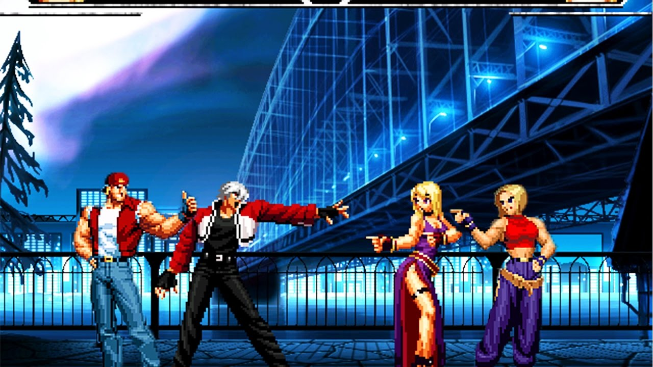 Kof Mugen Terry Rock Vs B Jenet Blue Mary Youtube B jenet would have more appeal than sylvie, the old chinese short guy, etc. kof mugen terry rock vs b jenet blue mary