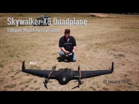More Quadplane Fun - Blog - ArduPilot Discourse