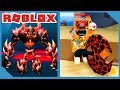 New Update! Volcano World! Flaming Axe! Rainbow Bag! - Roblox Treasure Hunt Simulator