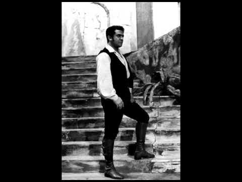 O Lola ch'ai di latti la cammisa - 1962 Roma Giuseppe di Stefano