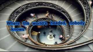 The Temptations - Ball Of Confusion (with lyrics)