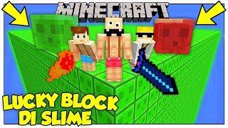 LA SFIDA DEI LUCKY BLOCK GIGANTI DI SLIME! - Minecraft ITA