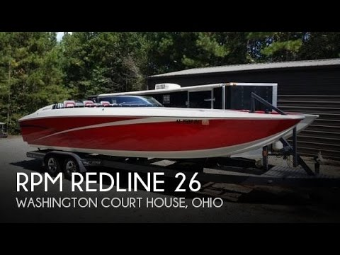 [UNAVAILABLE] Used 2009 RPM Redline 26 in Washington Court House, Ohio