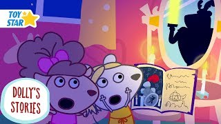 Dolly's Stories | Knight's ghost | Funny New Cartoon for Kids | Episode #72