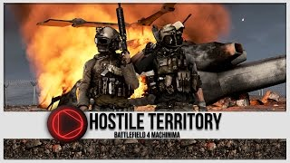 HOSTILE TERRITORY - Battlefield 4 Machinima - REC Original