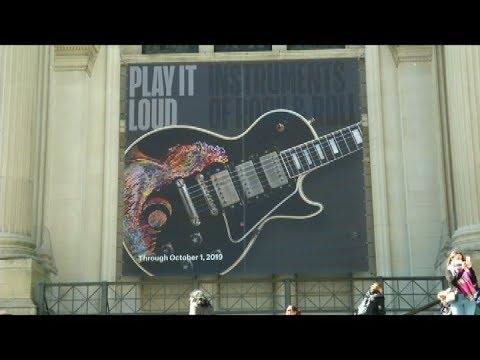 'PLAY IT LOUD: