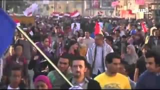برلمان مصر يبعد نجوم وحلفاء ثوراته