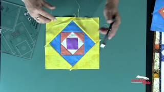 Creative Grids Square on Square Trim Tool - 4/8 in video