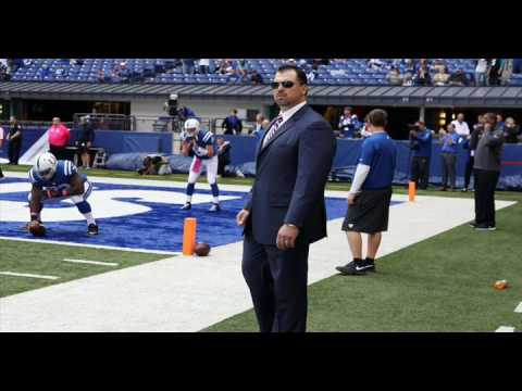 Colts owner fires GM Ryan Grigson, says 'Peyton Manning is not in the mix'