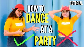 Easy Basic Party Steps | Bollywood Dance Tutorial By Beauty N Grace Dance academy | TUTORIAL #1