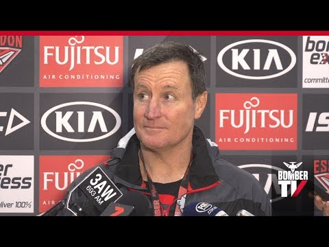 BTV: John Worsfold Media Conference -  July 19