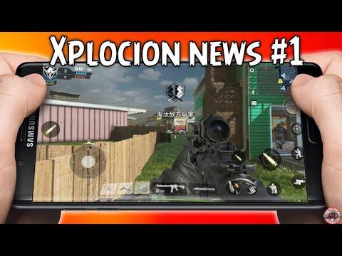 GTA V, Call of duty, Fornite y mas para Android - Explosions News #1