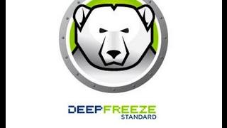 Đóng băng ổ cứng (Deep Freeze ) - bảo đảm an toàn cho phòng máy tính -