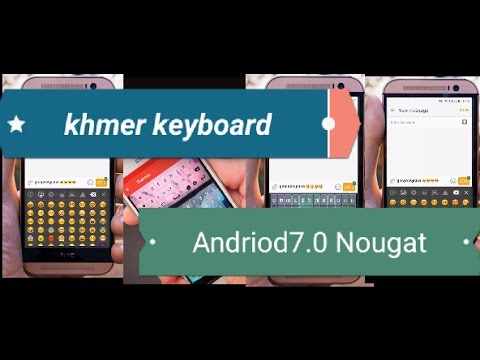 Adding-khmer-keyboard tagged Clips and Videos ordered by