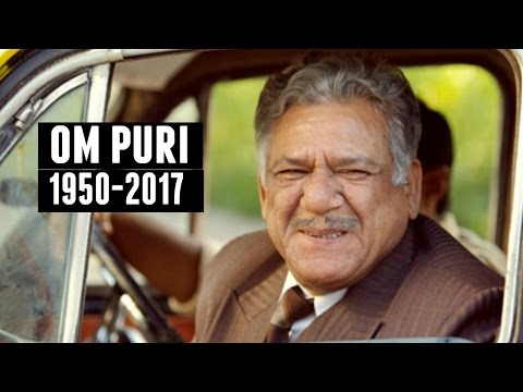 TOP 8 Om Puri Movie Performances  Tribute to the Legend