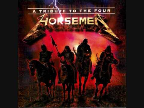 A Tribute To The Four Horsemen - Master Of Puppets (Burden Of Grief Cover)
