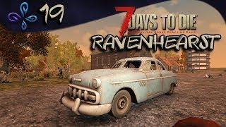 La chasse au moteur - 7 DAYS TO DIE Mod Ravenhearst [Fr] #19