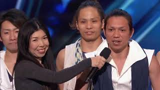 Japanese Performers in AGT: 海外で活躍の日本人パフォーマー