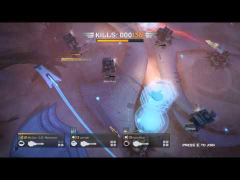 Helldivers - Mechdivers |