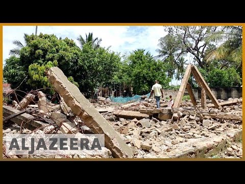 🇲🇿 HRW: Mozambique unrest displaces more than 1,000 people | Al Jazeera English