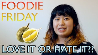 Kenapa durian bau? Ada bahayanya ga? - Foodie Friday!