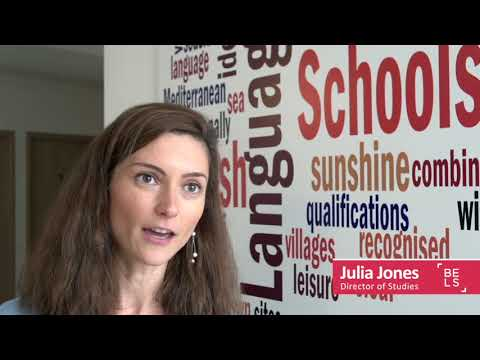 BELS English Language Schools - Julia Jones, Director of Studies