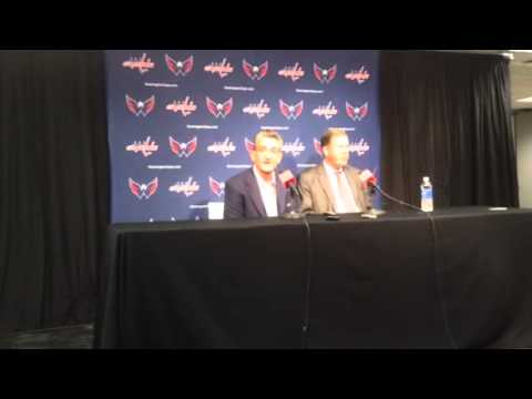 Capitals Owner Ted Leonsis