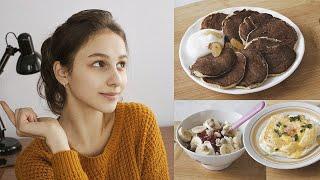 Что я ем? Любимые простые и полезные завтраки