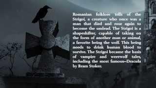 Strigoi: The Blood Bond