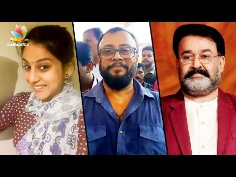 മോഹൻലാലിന്റെ നായികയായി ലിച്ചി | Lal Jose Mohanlal Movie Pooja | Reshma Rajan