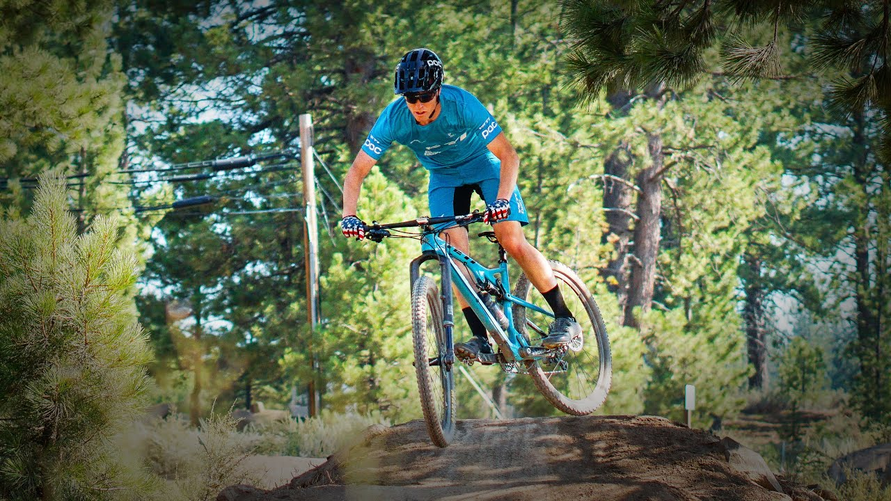Gopro Mtb Truckee Bike Park Reno Tahoe Mountain Bike Trail Gopro