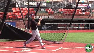 Andrew Cuff - PEC - BP - Mt. Angel HS (OR) - June 28, 2018