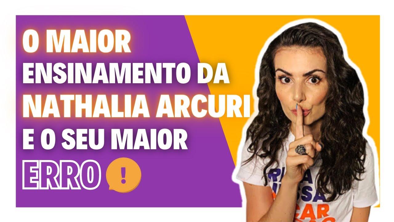 Download TOP 4 MELHORES ensinamentos da NATHALIA ARCURI   Será que vale a pena VOCÊ acompanhar o Me Poupe?
