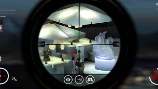 Hitman Sniper #3 - Android GamePlay FHD