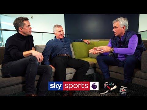 Jose Mourinho Explains WHY Christian Eriksen & Jan Vertonghen Should Sign A New Contract