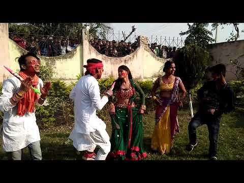 Rosera Me Holi Git Ka Suting Howa By Sanjeev Kushwaha Love Guru   M.    9801084050