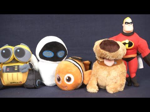 Disney/Pixar Plush Buddies from Thinkway Toys