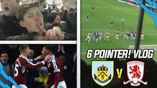 Video Gol Pertandingan Burnley vs Middlesbrough