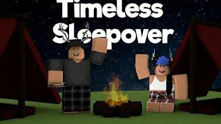 Sleep over avec gr tivi roblox #mhd 652