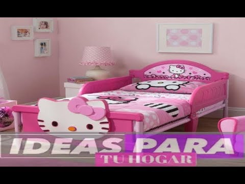 ideas como decorar la habitaci n de hello kitty 2016